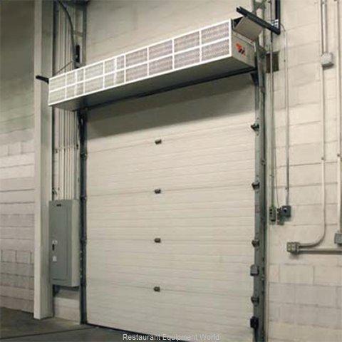 Curtron S-MI-144-4-EH-FILTER Air Curtain