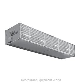 Curtron S-XHD-240-4 Air Curtain