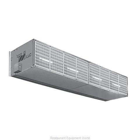 Curtron S-XHD-288-4-FILTER Air Curtain