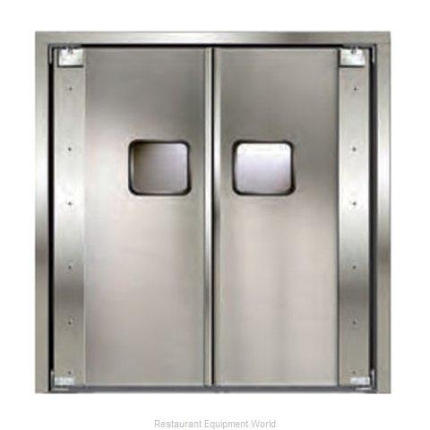Curtron SPD-20-AL-DBL-5496 Door, Kitchen Traffic