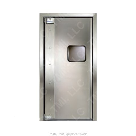 Curtron SPD-20-SS-2796 Door, Kitchen Traffic (Magnified)