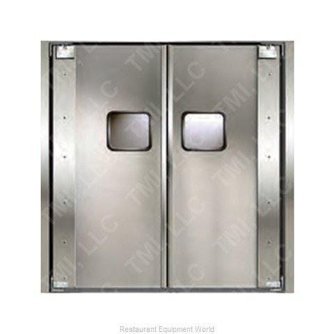 Curtron SPD-20-SS-DBL-4884 Door, Kitchen Traffic
