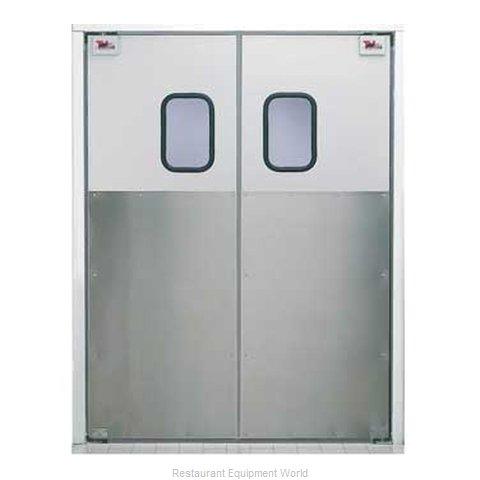Curtron SPD-30-AL-DBL-4884 Door, Kitchen Traffic