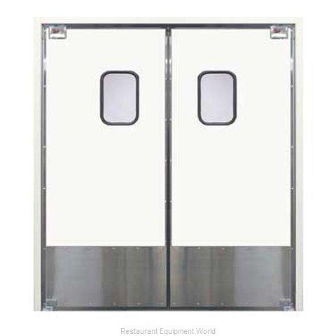 Curtron SPD-30-L-DBL-4884 Door, Kitchen Traffic