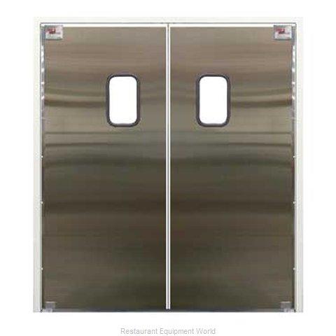 Curtron SPD-30-SS-DBL-4896 Door, Kitchen Traffic