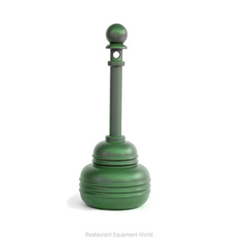 Curtron T1206-GREEN Sand Urn (Magnified)