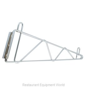 Crown Brands 11124 Wall Mount, for Shelving