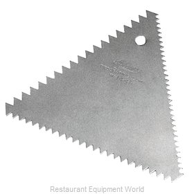 Crown Brands 1446 Pastry Decorating Comb