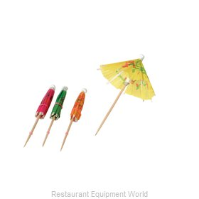 Crown Brands 4601 Cocktail Parasols