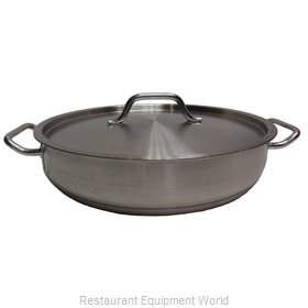 Crown Brands 47782 Induction Brazier Pan