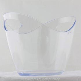 Crown Brands AB4CLR Ice Bucket
