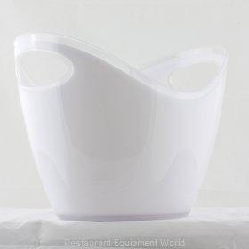 Crown Brands AB4WHT Ice Bucket