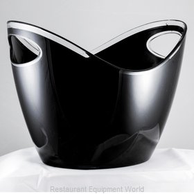 Crown Brands AB8BLK Ice Bucket