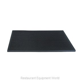 Crown Brands BSM-1218BK Bar Mat