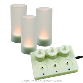 Crown Brands CDL-6S Candle, Flameless