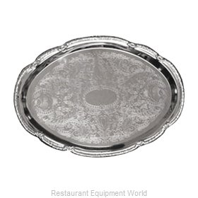 Crown Brands CT-1813V Serving & Display Tray, Metal