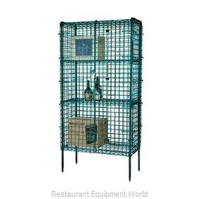 Crown Brands FSEC244863GN Security Enclosure Kit