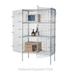 Crown Brands FSEC246063 Security Enclosure Kit