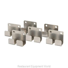 Crown Brands FWMB6SS Shelving, Wall Grid Accessories