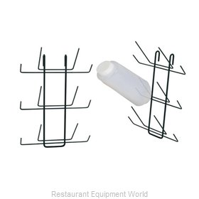 Crown Brands FWMBHR6GN Shelving, Wall Grid Accessories