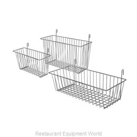 Crown Brands FWMBSKT1357CH Shelving, Wall Grid Accessories