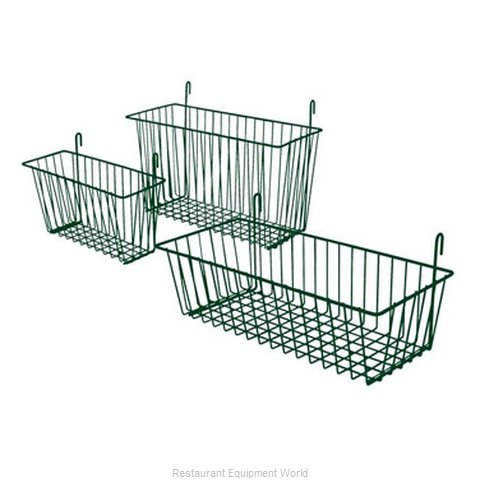 Crown Brands FWMBSKT1357GN Shelving, Wall Grid Accessories (Magnified)