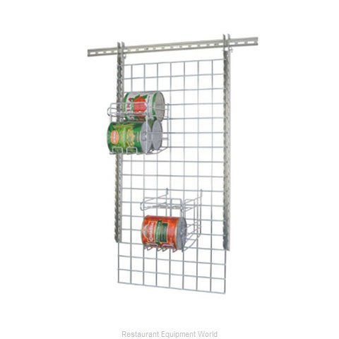 Crown Brands FWMCRCH Shelving, Wall Grid Accessories