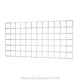 Crown Brands FWMG1836CH Shelving, Wall Grid Panel