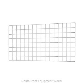Crown Brands FWMG2448CH Shelving, Wall Grid Panel