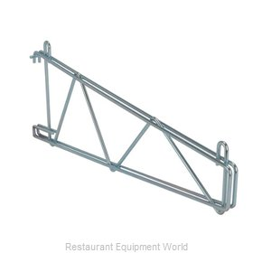 Crown Brands FWMSB24CH Shelving, Wall Grid Accessories