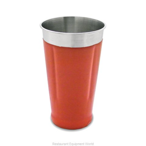 Crown Brands MC100VRED Malt Cups (Magnified)