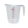 Taza Medidora, Plástico <br><span class=fgrey12>(Crown Brands MEA-200PC Measuring Cups)</span>