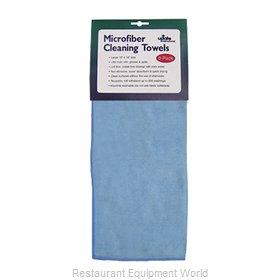 Crown Brands MFT-1616BL Towel / Cloth / Mitts, Microfiber