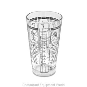 Crown Brands MG578 Glass, Mixing