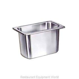 Crown Brands NJP-112 Steam Table Pan, Stainless Steel