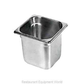 Crown Brands NJP-162 Steam Table Pan, Stainless Steel