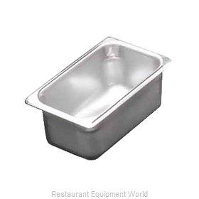 Crown Brands NJP-254 Steam Table Pan, Stainless Steel