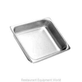 Crown Brands NJP-504 Steam Table Pan, Stainless Steel