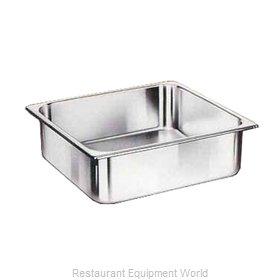 Crown Brands NJP-664 Steam Table Pan, Stainless Steel