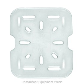 Crown Brands PCP-16DS Food Pan Drain Tray