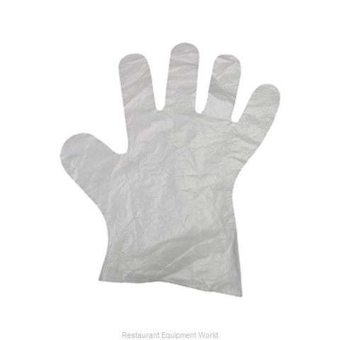 Crown Brands PEG-L Disposable Gloves (Magnified)