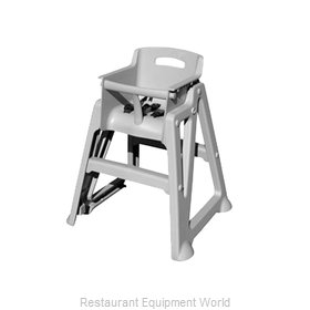 Crown Brands PP-HC/GR High Chair, Plastic