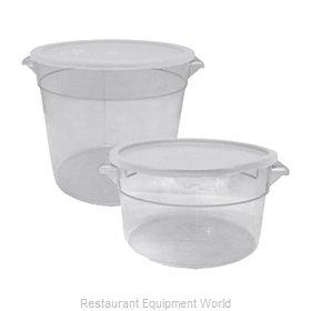 Crown Brands SCR-8PC Food Storage Container, Round