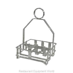 Crown Brands SMSU/HDR Condiment Caddy, Rack Only