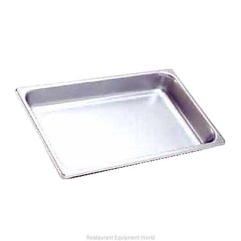 Crown Brands SPH-1006 Steam Table Pan, Stainless Steel