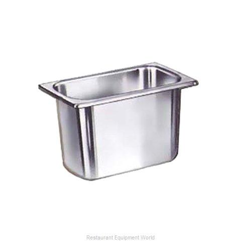 Crown Brands SPH-112 Steam Table Pan, Stainless Steel