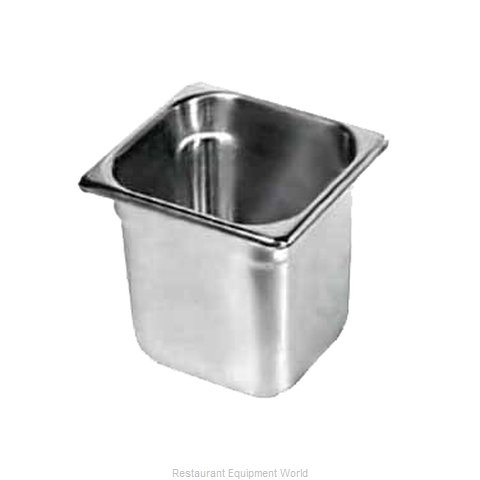 Crown Brands SPH-162 Steam Table Pan, Stainless Steel (Magnified)