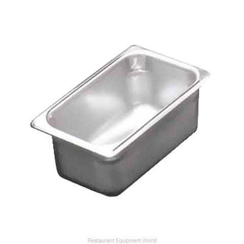 Crown Brands SPH-256 Steam Table Pan, Stainless Steel