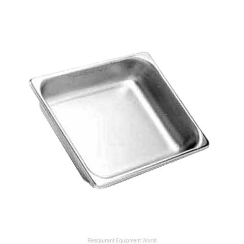 Crown Brands SPH-506 Steam Table Pan, Stainless Steel (Magnified)