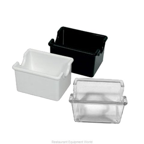 Crown Brands SPH-BK Sugar Packet Holder / Caddy (Magnified)